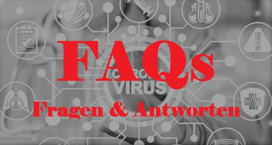 Corona-Virus: Fragen & Antworten zur Schulschließung
