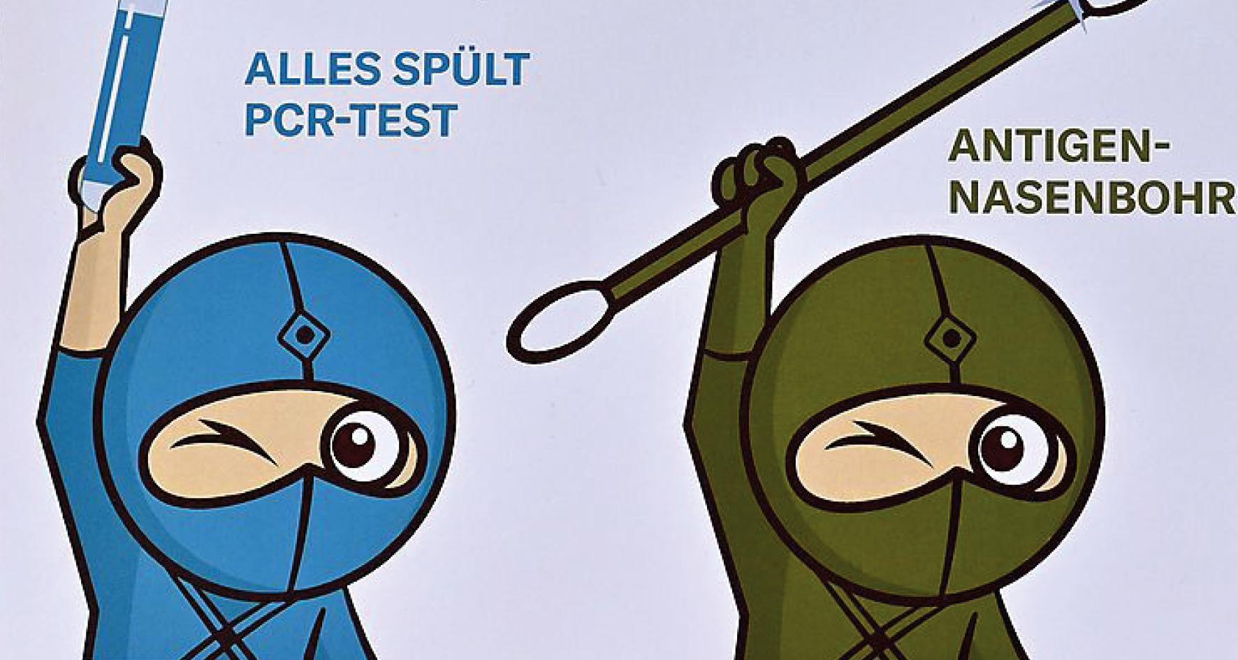 Ninja-Pass ab 27.9.2021